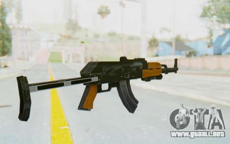 APB Reloaded - N TEC-5 para GTA San Andreas tercera pantalla