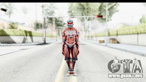 Lord Zedd from Power Rangers Mighty Morphin para GTA San Andreas segunda pantalla