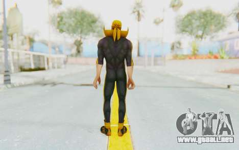 Marvel Future Fight - Iron Fist (ANAD) para GTA San Andreas tercera pantalla