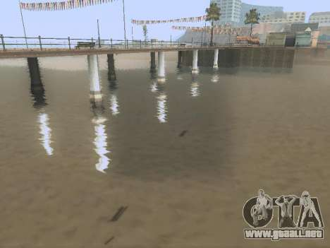 ENB Series for TheSergoRio for weak PC para GTA San Andreas quinta pantalla