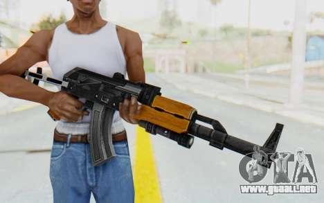 APB Reloaded - N TEC-5 para GTA San Andreas