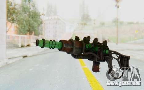 Q-35 Matter Modulator Plasma Rifle para GTA San Andreas