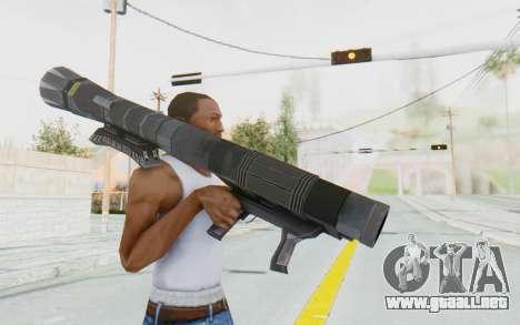 APB Reloaded - OSMAW para GTA San Andreas tercera pantalla