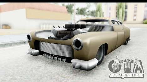 Hermes Ratrod para GTA San Andreas