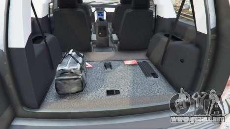 GTA 5 Chevrolet Tahoe volante