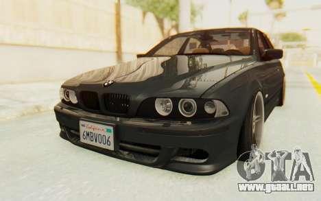 BMW M5 E39 M-Tech USDM para GTA San Andreas