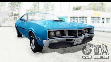 Mercury Cyclone Spoiler 1970 para GTA San Andreas