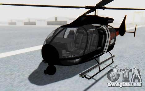 GTA 5 Maibatsu Frogger Trevor IVF para la visión correcta GTA San Andreas
