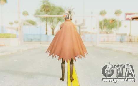 Final Fantasy - Type 0 Sice para GTA San Andreas tercera pantalla