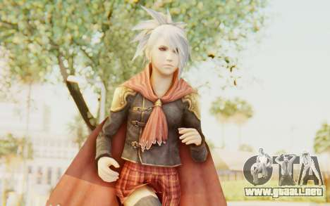 Final Fantasy - Type 0 Sice para GTA San Andreas