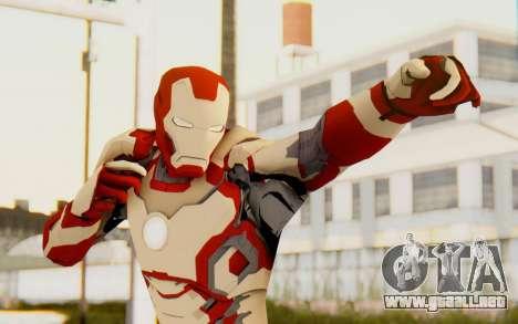 Marvel Heroes - Ironman Mk42 para GTA San Andreas