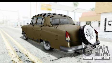 GAZ-21 Hamann H22 para GTA San Andreas left