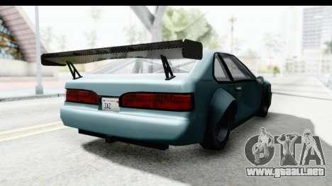 Fortune Korc para la visión correcta GTA San Andreas