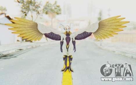 Devil May Cry 4 - Angelo Credo v2 para GTA San Andreas segunda pantalla