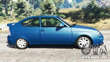 Lada Priora Sport Coupe v0.1 para GTA 5