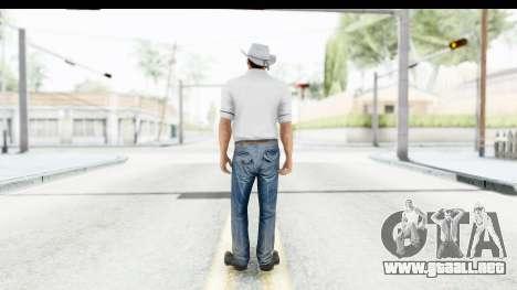 GTA 5 Mexican Gang 1 para GTA San Andreas tercera pantalla