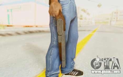 APB Reloaded - Sawnoff para GTA San Andreas tercera pantalla