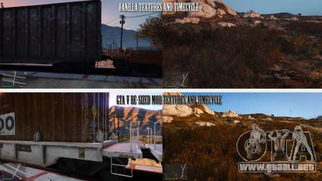 GTA V RE-Tamaño de la V5.5 ( Estable ) para GTA 5