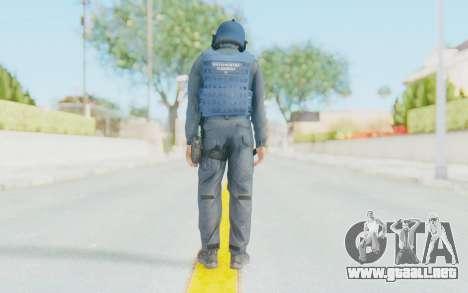 Interventna Jedinica Policije Srbije para GTA San Andreas tercera pantalla