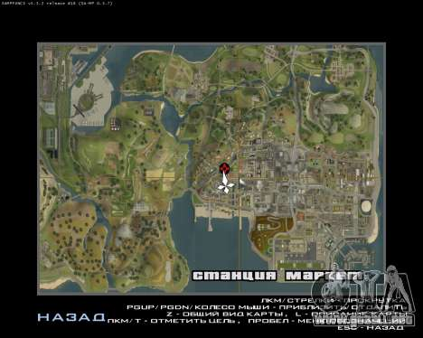 Armenia Erevan Poster para GTA San Andreas sucesivamente de pantalla