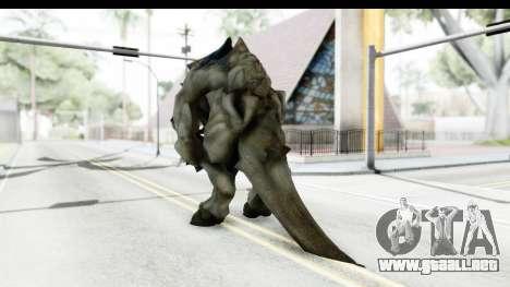 DOOM 3 - Guardian of The Hell para GTA San Andreas tercera pantalla