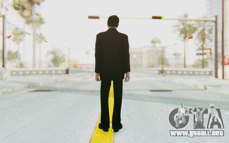 Mafia 2 - Vito Scaletta Madman Suit B&W para GTA San Andreas tercera pantalla