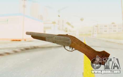 APB Reloaded - Sawnoff para GTA San Andreas segunda pantalla