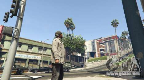 GTA 5 Rongines needle