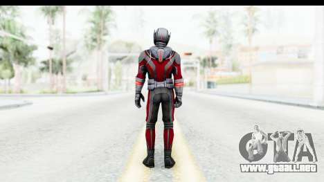 Marvel Future Fight - Ant-Man (Civil War) para GTA San Andreas tercera pantalla