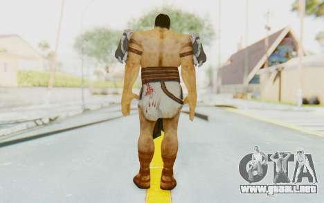 Hercules Skin v3 para GTA San Andreas tercera pantalla
