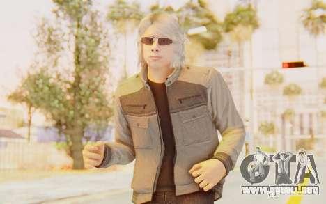 Quicksilver from X-Men para GTA San Andreas
