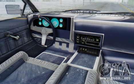 GTA 5 Willard Faction Custom Donk v3 IVF para visión interna GTA San Andreas