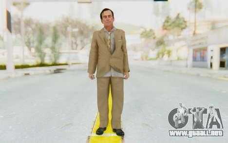 Mafia 2 - Eddie Scarpa Drunk para GTA San Andreas segunda pantalla