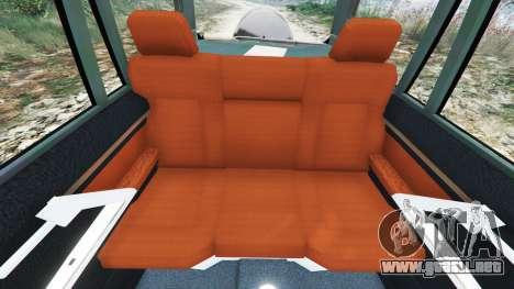 GTA 5 Toyota Land Cruiser Prado 2012 delantero derecho vista lateral