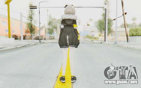 Misteltein para GTA San Andreas tercera pantalla
