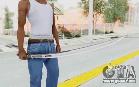 Yuri Katana para GTA San Andreas