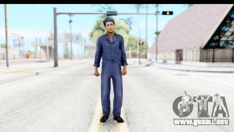 Mafia 2 - Vito Empire Arms para GTA San Andreas segunda pantalla