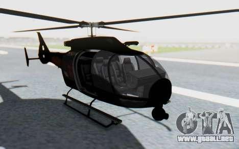 GTA 5 Maibatsu Frogger FIB IVF para la visión correcta GTA San Andreas