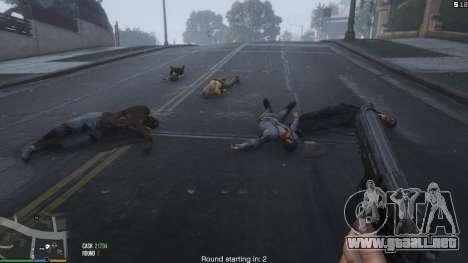 GTA 5 Zombies 1.4.2a cuarto captura de pantalla