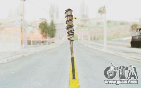 Lucile Bat v6 para GTA San Andreas segunda pantalla