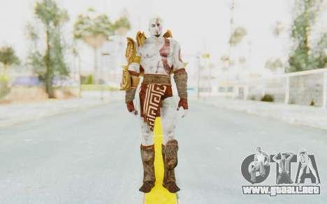 Kratos v2 para GTA San Andreas segunda pantalla