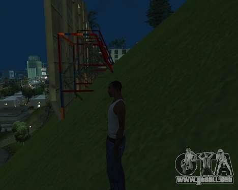 New Vinewood Armenia para GTA San Andreas sucesivamente de pantalla