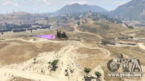 GTA 5 Motojet 2.0 cuarto captura de pantalla