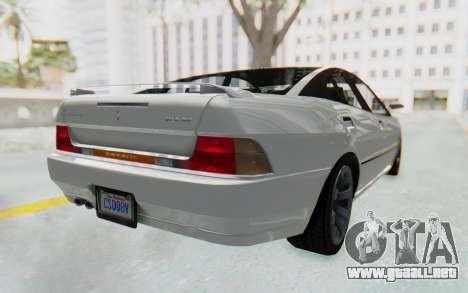 GTA 5 Imponte DF8-90 para GTA San Andreas left