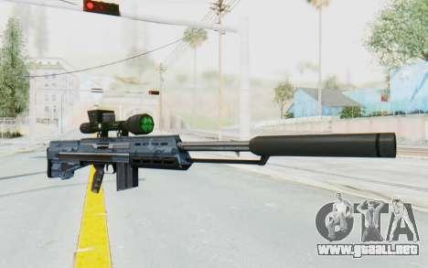APB Reloaded - Agrotech DMR para GTA San Andreas