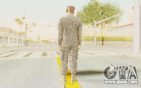 Military Casual Outfit para GTA San Andreas tercera pantalla