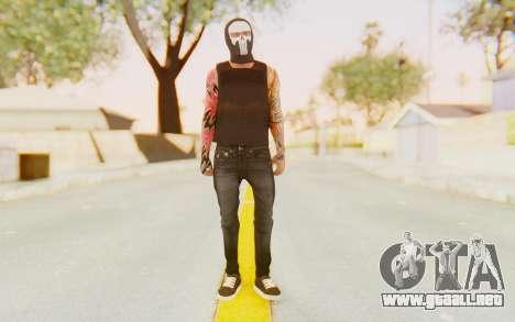 Punisher from GTA Online para GTA San Andreas segunda pantalla