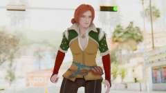 Triss Merigold para GTA San Andreas