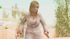 Dead Rising - Jessica McCartney para GTA San Andreas