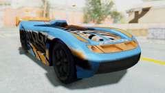 Hot Wheels AcceleRacers 1 para GTA San Andreas